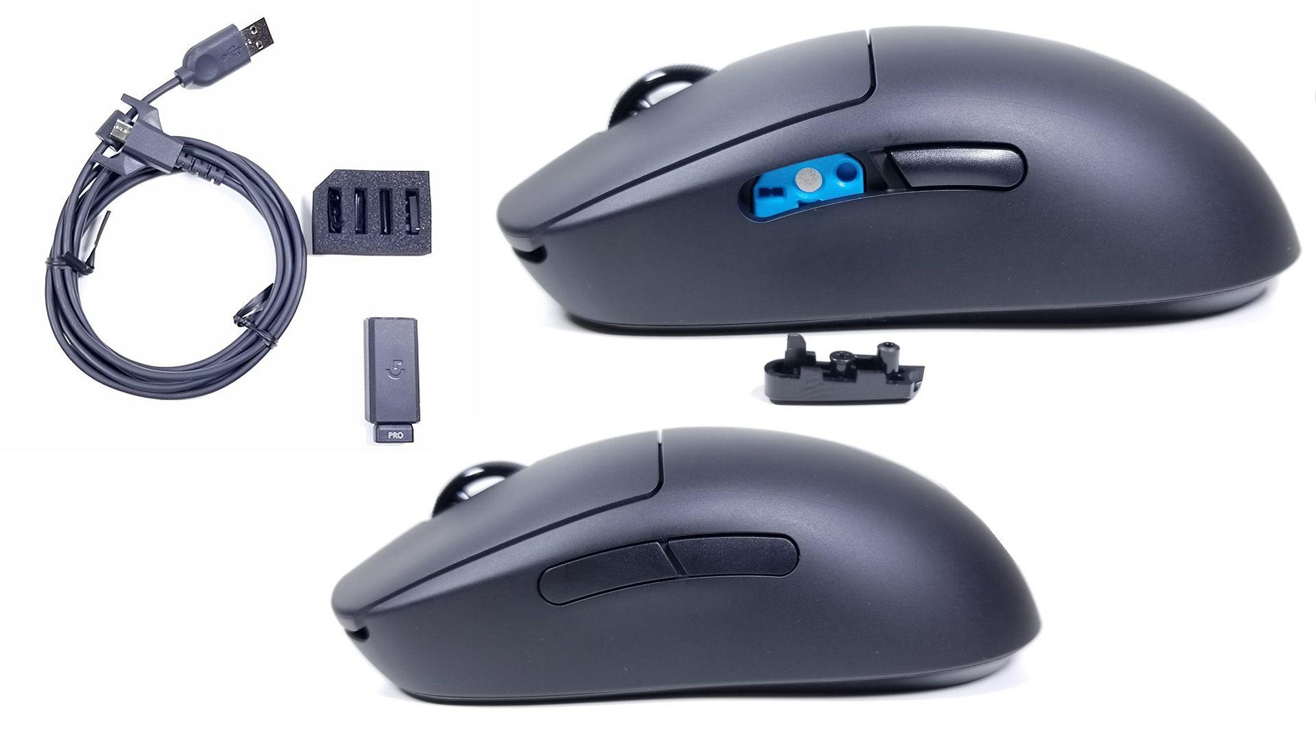 Logitech G Pro Wireless: FPS Wireless Mouse?