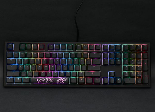 Ducky Keyboard: Shine 7