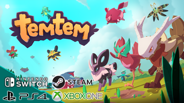 Temtem: The Pokémon  Challenger